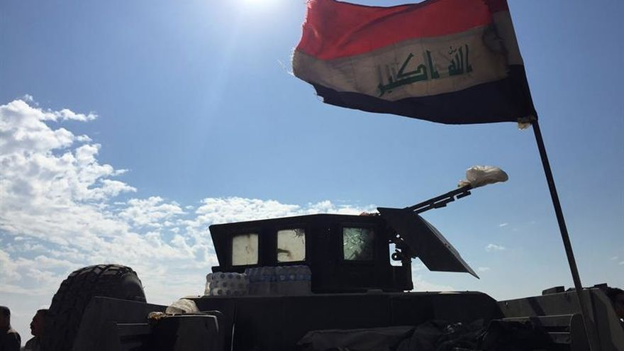Mueren 11 yihadistas en combates con las tropas kurdas en Bashiqa
