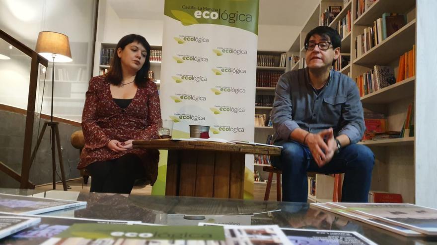 Presentación de la revista 'Castilla-La Mancha Ecológica' en Ciudad Real