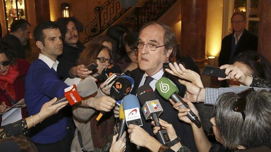"""Gabilondo asegura que sobre pactos postelectorales """"no hay nada escrito"""""""