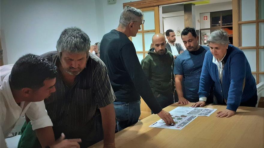 Los Llanos de Aridane saca a licitación por más de 400.000 euros las obras de remodelación de la Plaza de Todoque