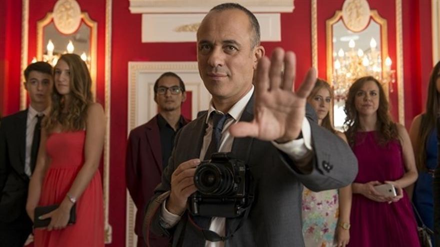 Javier Gutiérrez en 'Vergüenza' que protagoniza junto a Malena Alterio