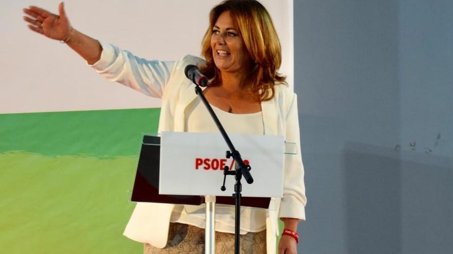 Elena Amaya, nueva alcaldesa de Puerto Real.