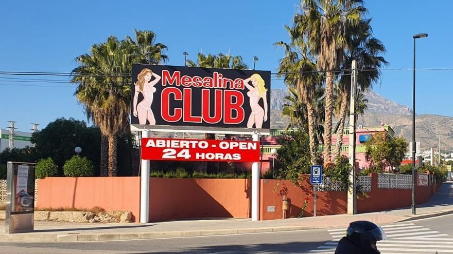 Club donde trabajaba el testigo del 'caso Polop'