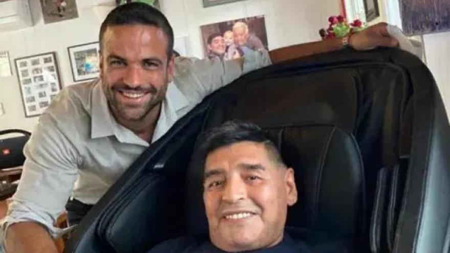 El psicólogo y los dos últimos enfermeros de Maradona fueron imputados en la causa