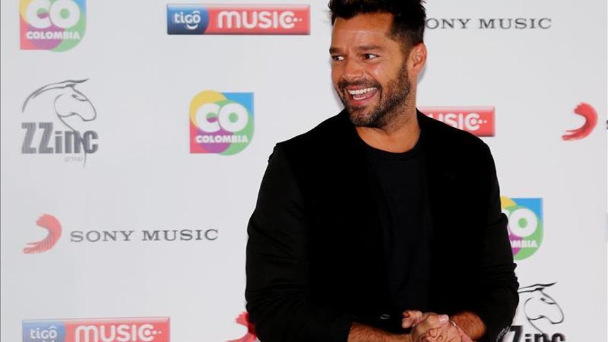 La Cadena 100 premia a Ricky Martin, Ana Torroja, Melendi y al Mago Pop