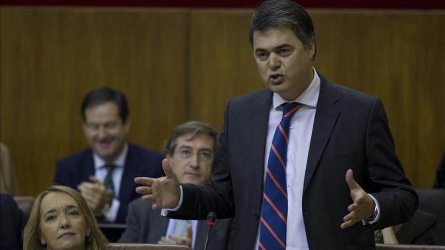 El PP recurrirá ante el Constitucional el reparto de la Mesa del Parlamento andaluz