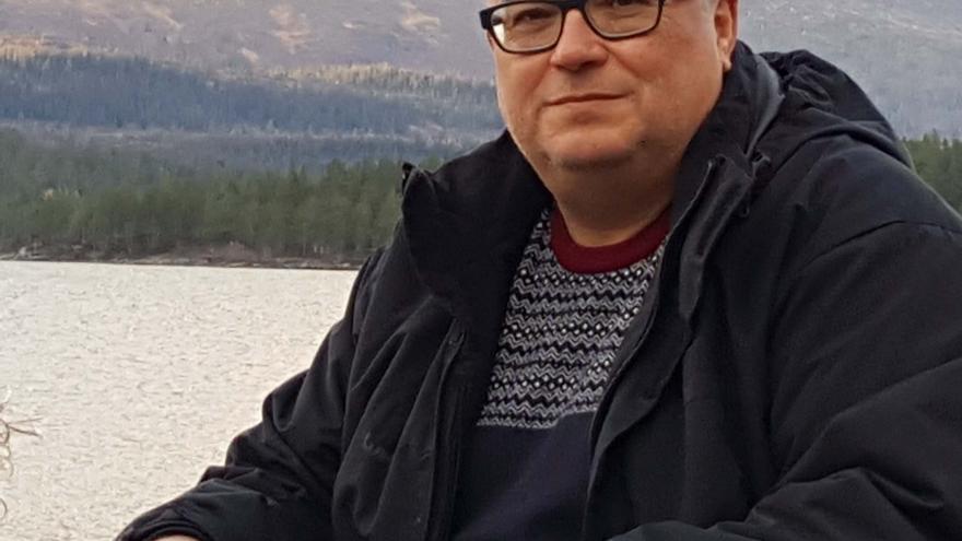 El periodista y escritor Agustín Gajate