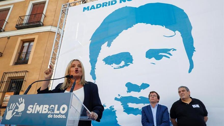 Más de 30 municipios recuerdan desde hoy los 21 años sin Miguel Ángel Blanco