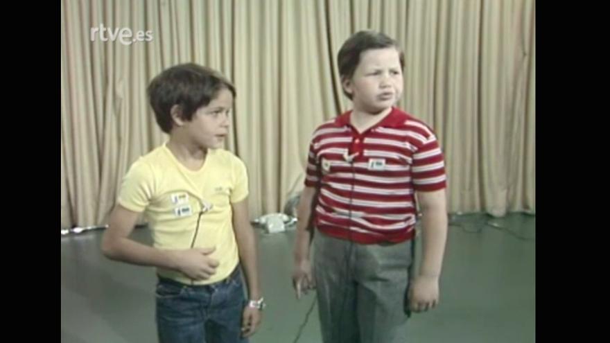 TVE rescata el casting de los niños de 'Verano azul' con un Jorge Sanz que nunca apareció