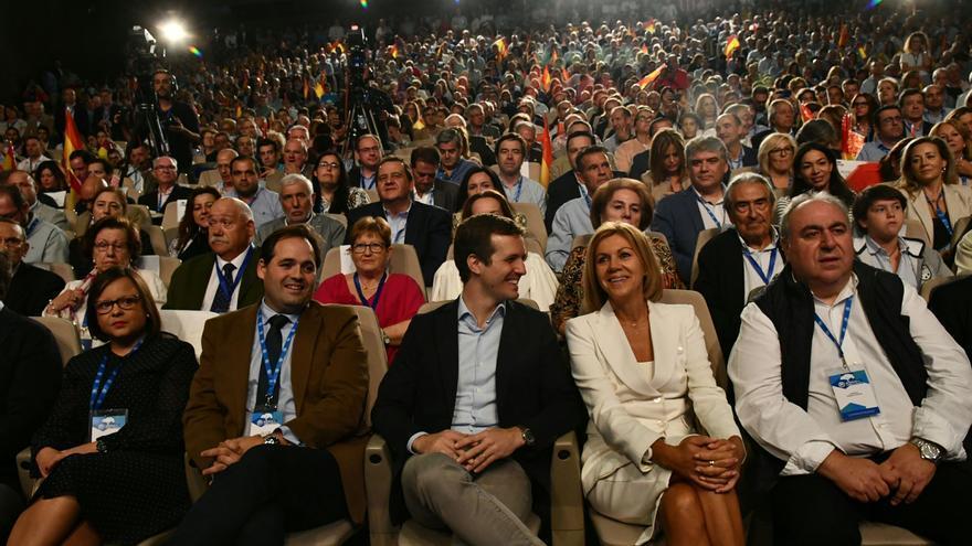 Congreso del PP de Castilla-La Mancha celebrado en Albacete