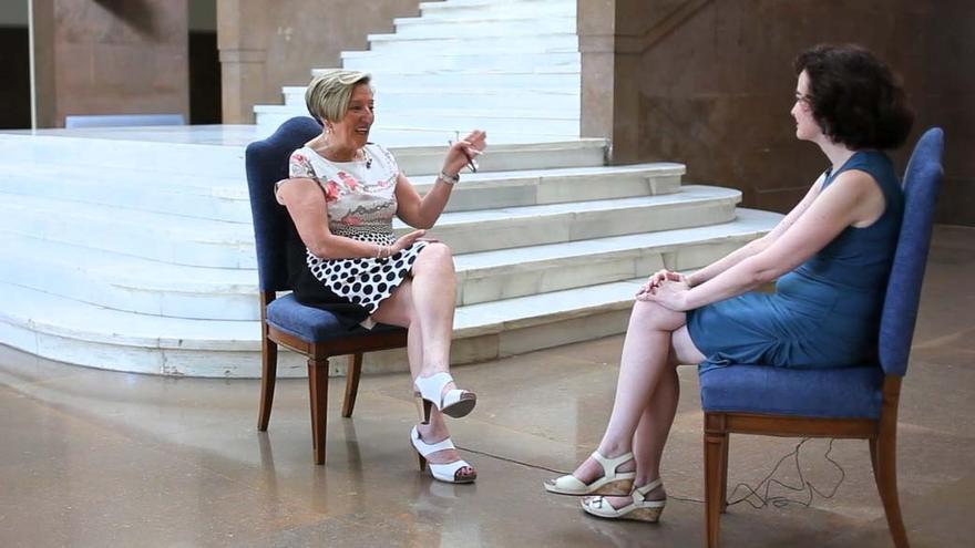Salut Alcover entrevista a la oncóloga valenciana Ana Lluch