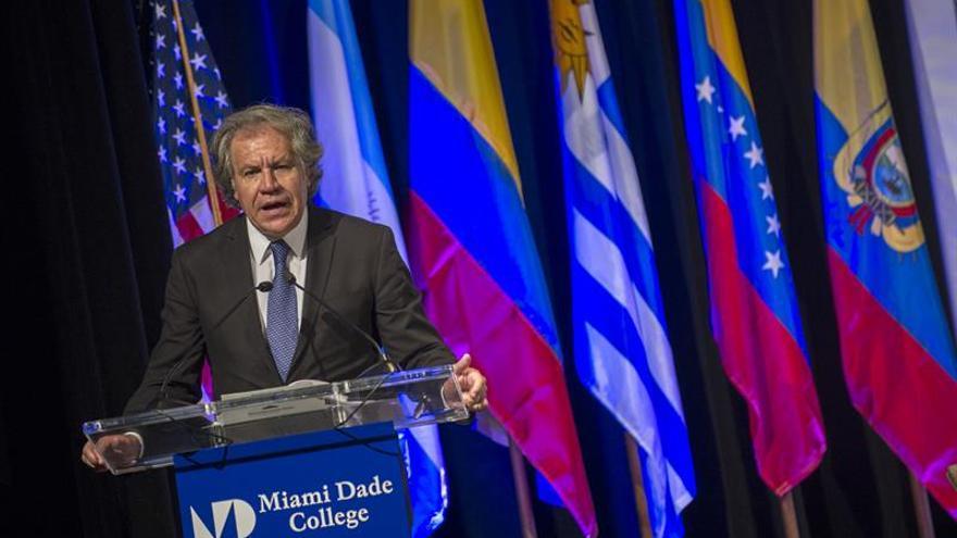 La OEA aprueba un presupuesto de 84 millones de dólares para 2018