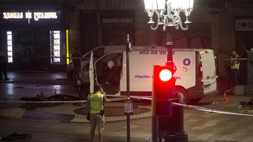 Bélgica informa que una de las víctimas mortales es de su nacionalidad