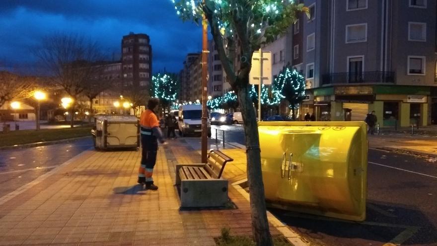 Euskadi registra rachas de 160 km/h en Matxitxako, de 151 km/h en Cerroja, y de 136 km/h en Santa Clara