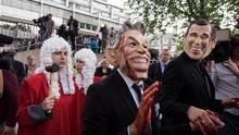 """Los familiares de las víctimas británicas en Irak: """"Blair es el mayor terrorista del mundo"""""""