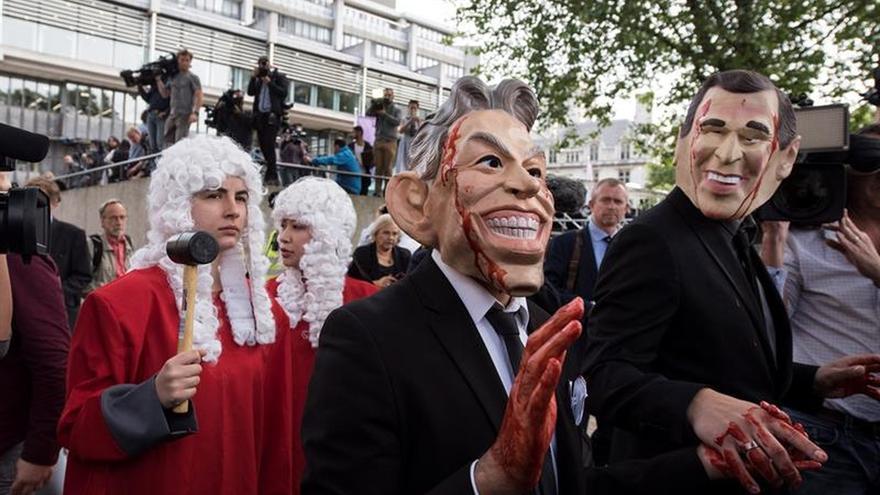 El Reino Unido no agotó la opción pacífica antes de invadir Irak, según Chilcot