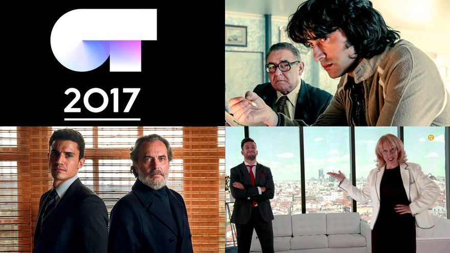 Pistoletazo de salida a la temporada 2017/2018: La TV de prime time que vas a ver