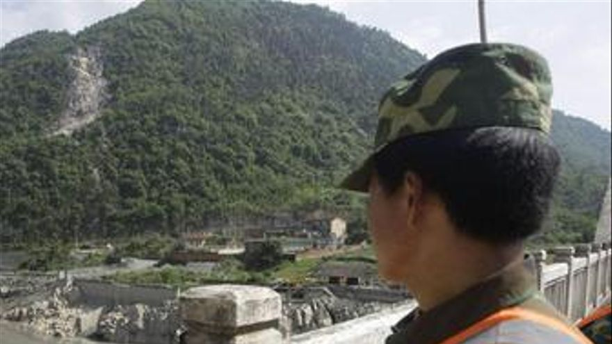 Soldado chino. (EUROPA PRESS)
