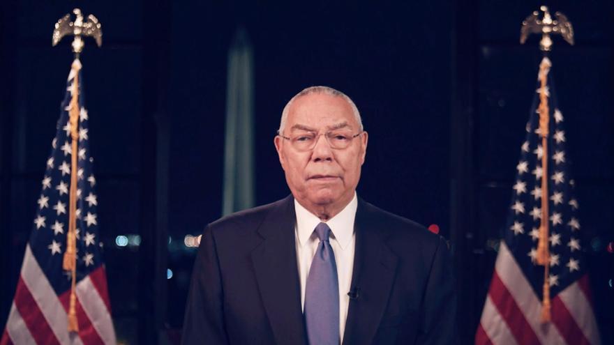 """Colin Powell: """"Estaremos orgullosos de saludar"""" al presidente Biden"""