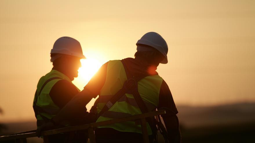 Un total de 47 trabajadores fallecieron en accidente laboral en enero, uno más que en 2012