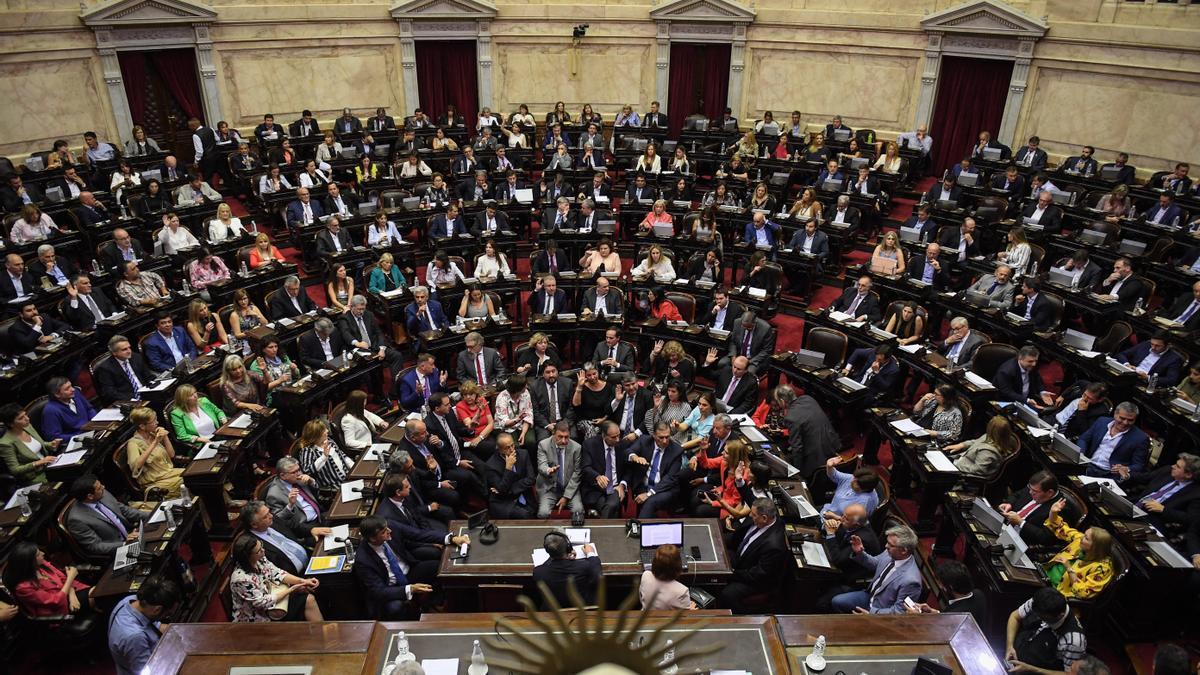 Congreso argentino convalida triunfo del Frente de Todos