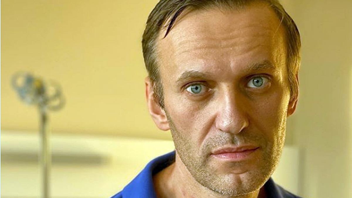 """El Gobierno de Estados Unidos le comunicó a Rusia que """"habrá consecuencias"""" si el crítico del Kremlin, Alexéi Navalny muere."""