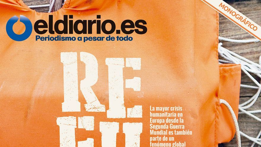 La revista sobre Refugiados ya disponible en formato ebook