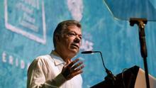 El expresidente colombiano Santos será galardonado mañana en Marruecos