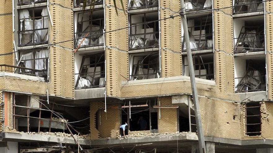Seis muertos en un ataque suicida cerca de un funeral al oeste de Bagdad
