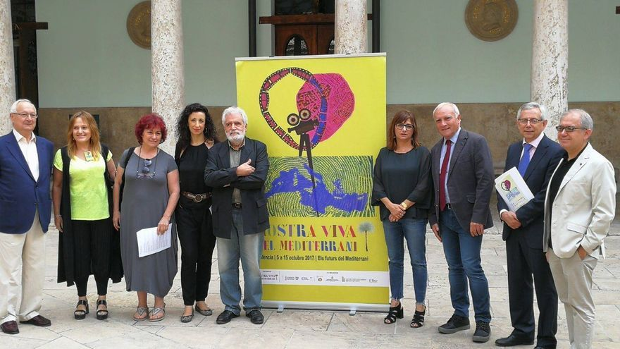 Presentación de la Mostra Viva del Mediterani