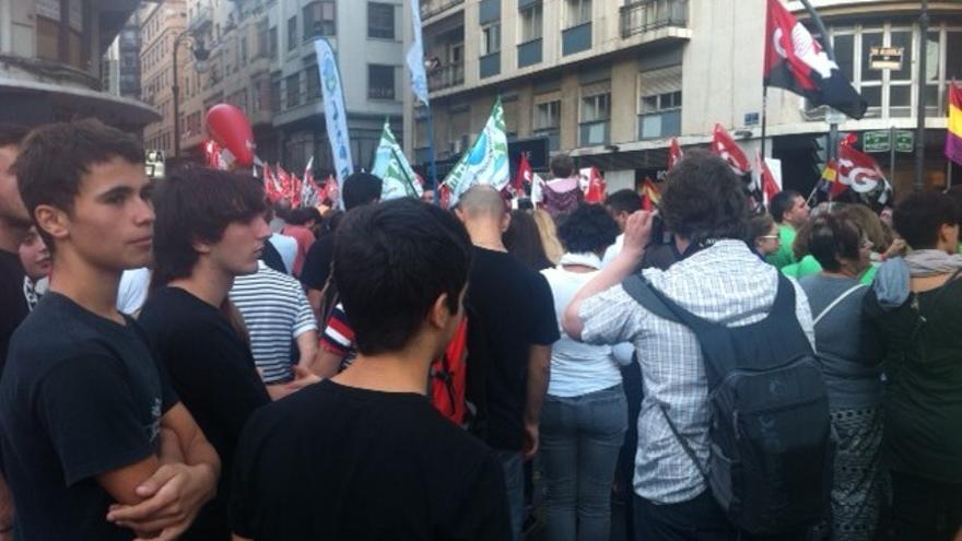 Manifestación 24O Valencia\ redacción valencia