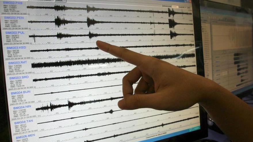 El Salvador registra 125 sismos en la capital por la activación de fallas