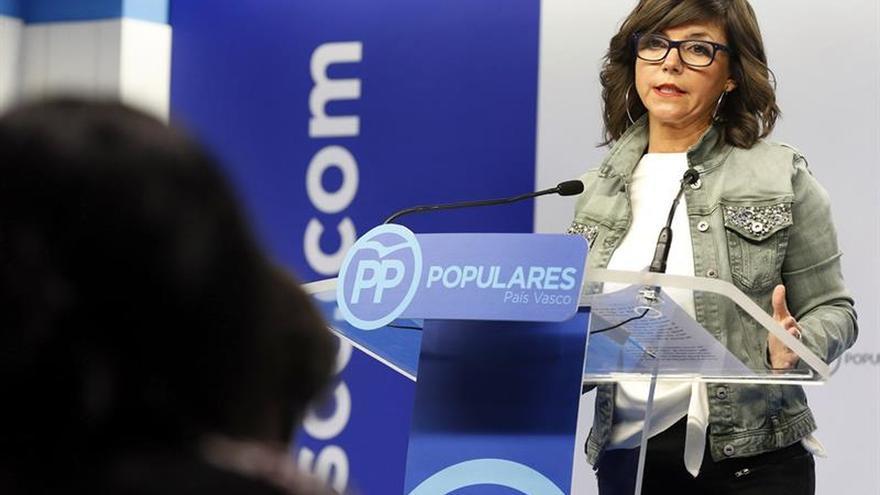El PP vasco pide a los partidos que no caigan en el juego de hablar de los presos