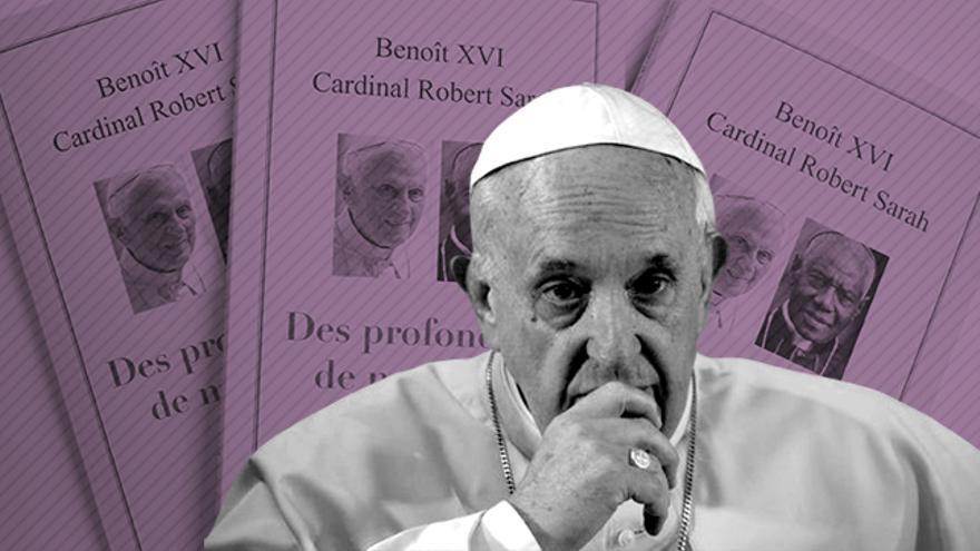El libro contra la política de Bergoglio se publica esta semana y es el centro de una polémica que, de momento, solo perjudica a sus instigadores.