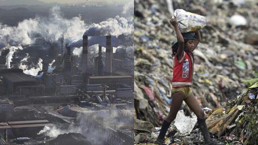 Los planes de mitigación del cambio climático y la reducción de la pobreza chocan