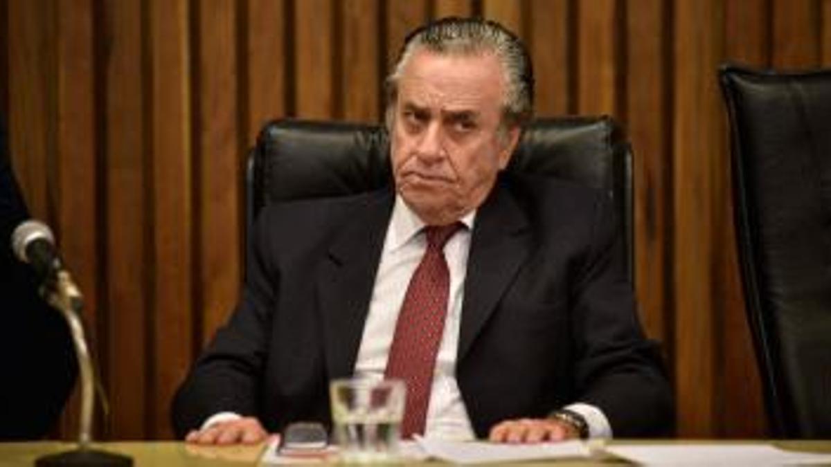 El juez federal cordobés Jaime Díaz Gavier.