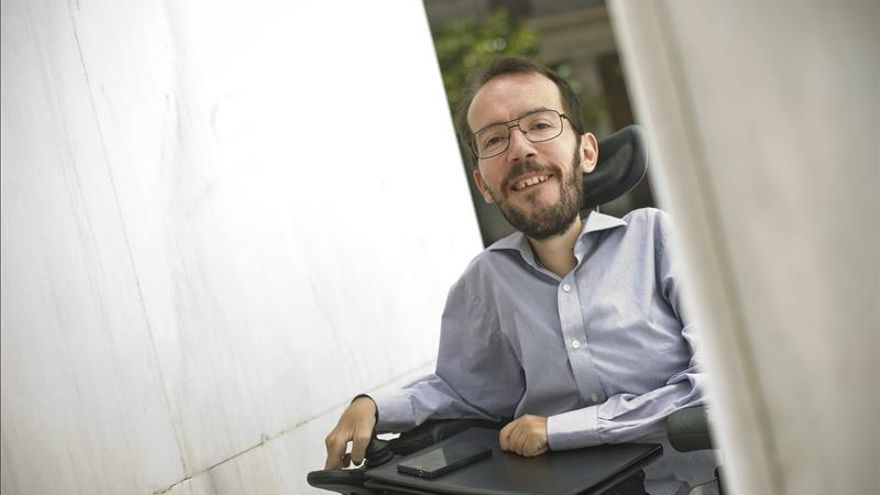 """Echenique quiere ser presidente y advierte al PSOE: """"Hablaremos de tú a tú"""""""