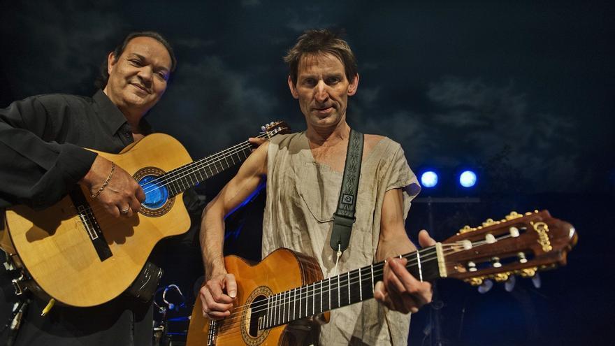 Albert Pla y el guitarrista Diego Cortés actúan el 22 de abril en Escenario Santander
