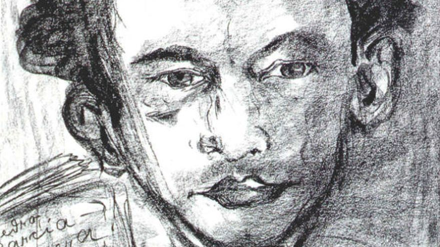 Retrato de Pedro García Cabrera / LOT
