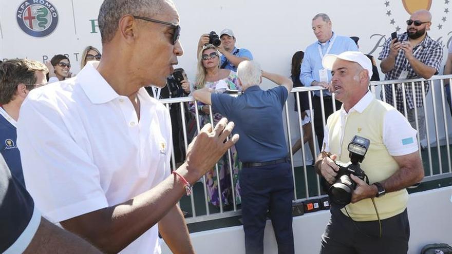 Obama participará en un mitin por primera vez desde que dejó la Casa Blanca