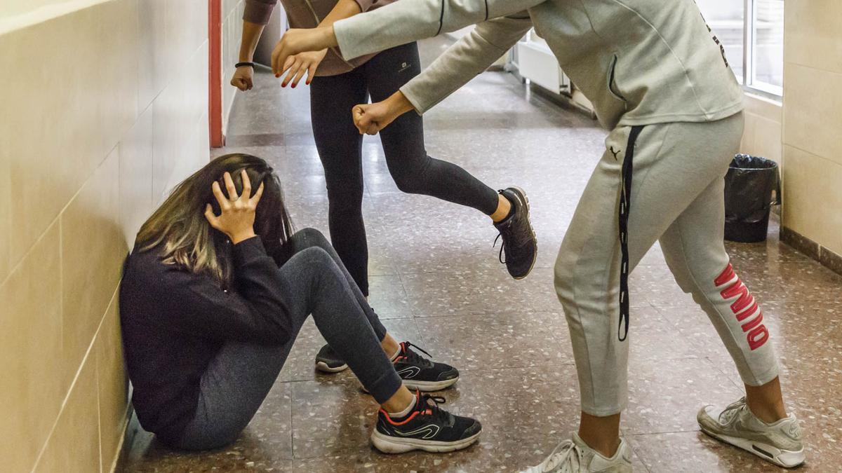 Uno de cada cuatro niños de Extremadura reconoce haber sufrido acoso en el colegio, según un estudio