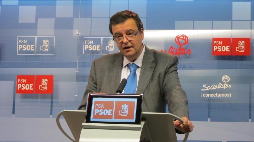 """PSN cree que los resultados son un """"desastre absoluto"""" y que en Ferraz tendrán que valorar lo ocurrido en Navarra"""