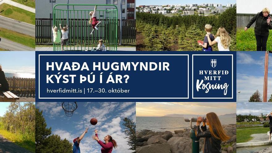 Mediante la página de Mi Barrio (Hverfið mitt en islandés), el Ayuntamiento ha aprobado 700 propuestas ciudadanas.