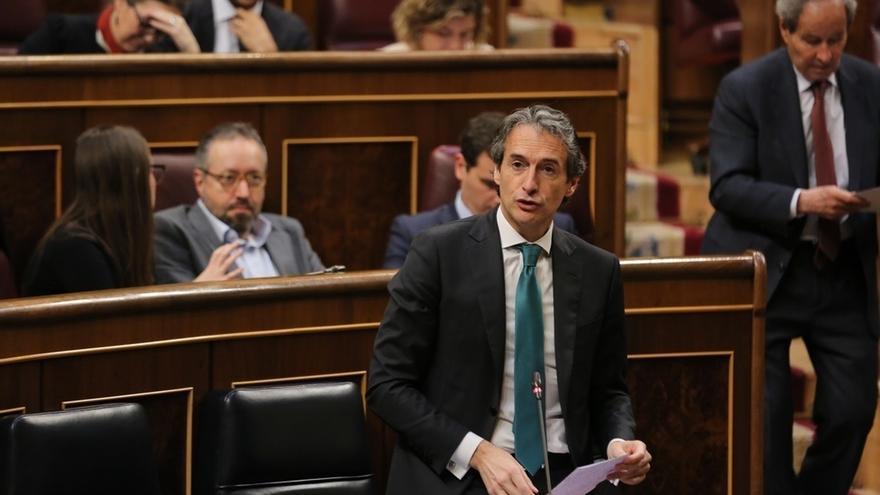 De la Serna: No se puede responsabilizar a Gobierno central de la pérdida de los 22 millones de Valdecilla