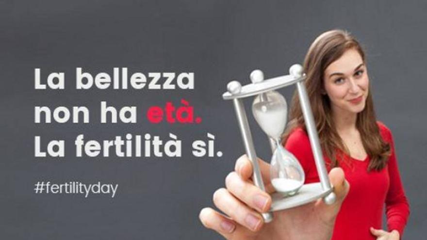 Una imagen de la campaña del ministerio de Sanidad