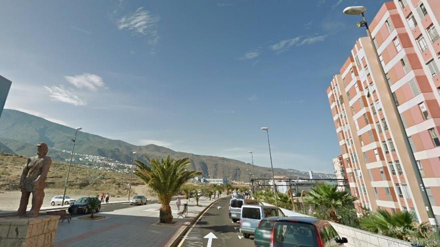 Detenidas dos personas por el robo en el interior de un restaurante en Candelaria