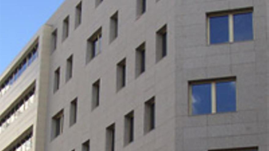 El edificio de Usos Múltiples III en Las Palmas de Gran Canaria.