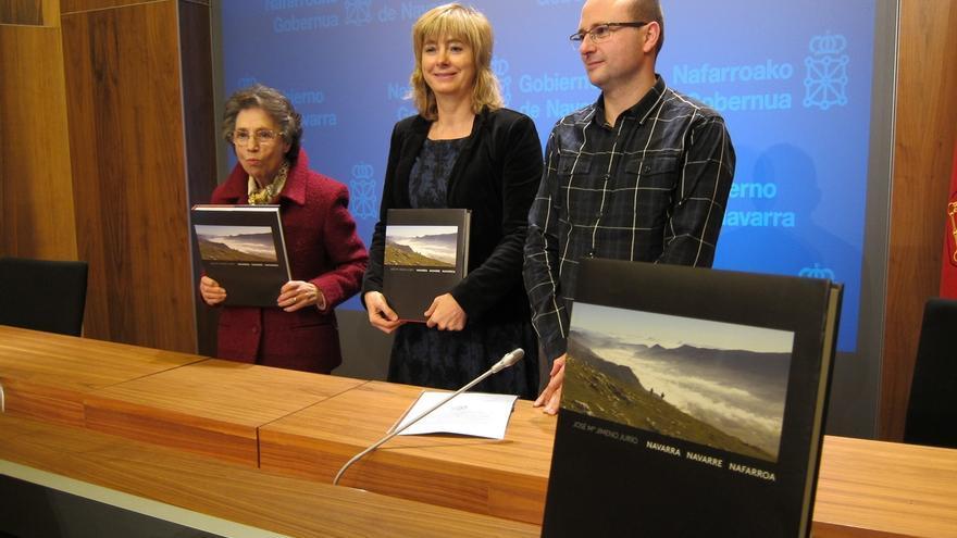 El Gobierno foral rinde homenaje a Jimeno Jurío con una selección de sus escritos sobre Navarra