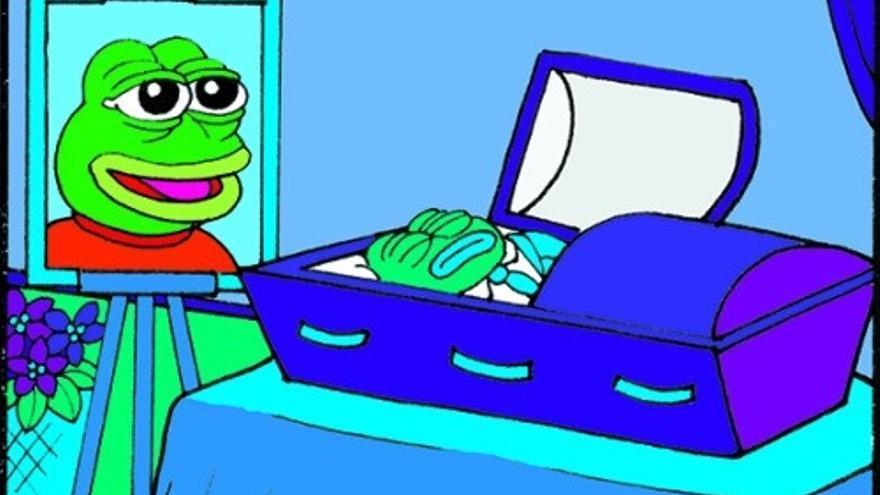 El creador de Pepe the Frog mata a su personaje porque se lo habían apropiado supremacistas blancos