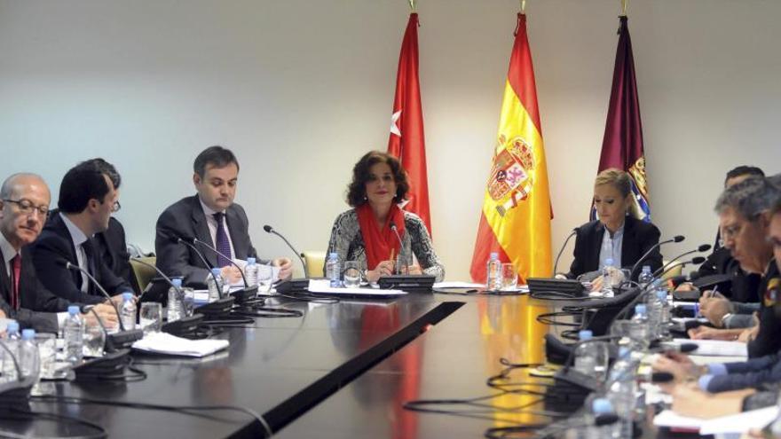 La delincuencia disminuyó un 4,35 por ciento en la ciudad de Madrid en 2013